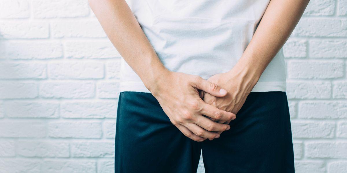 disconfort intermitent în penis