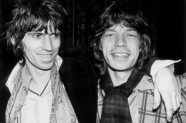 Războiul din trupa Rolling Stones