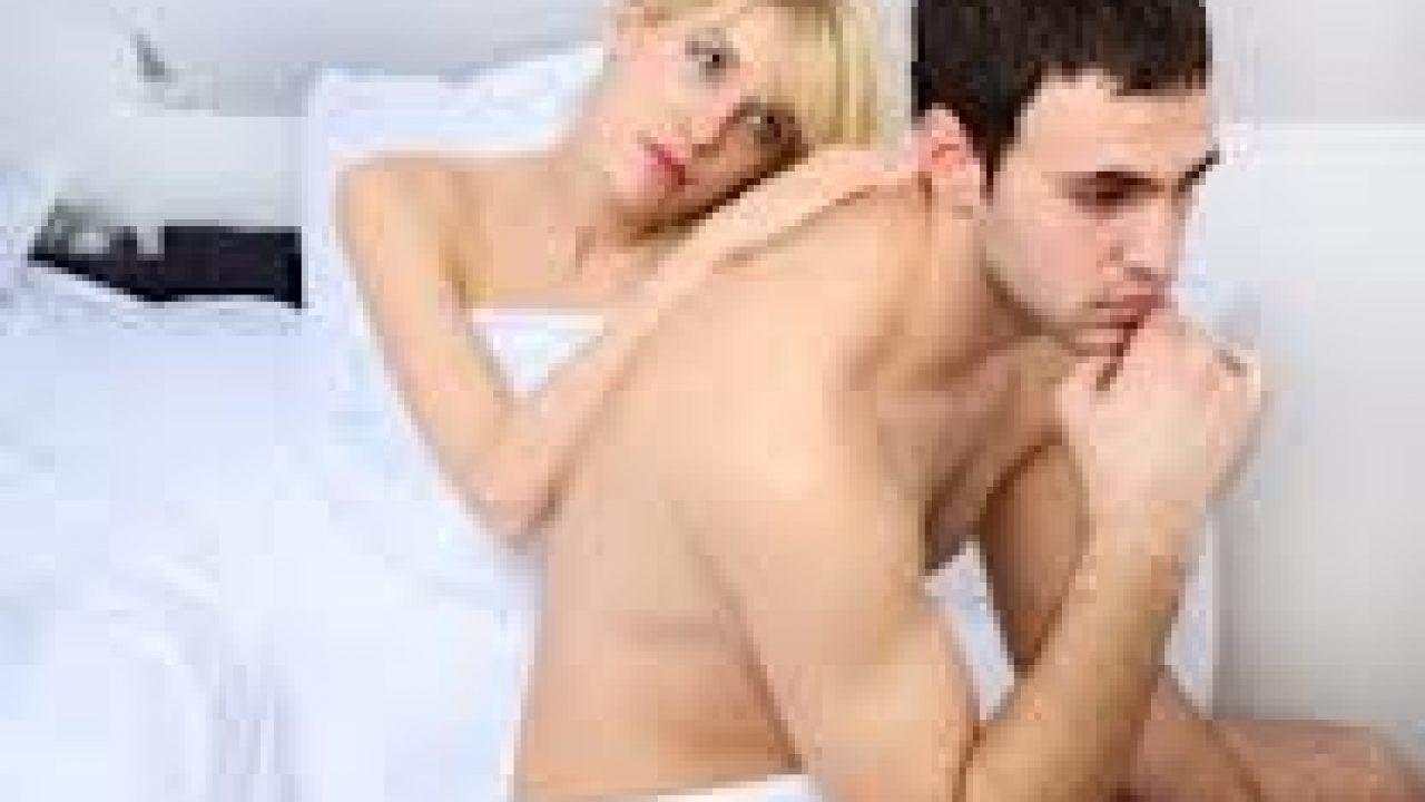 tipul pierde o erecție în timpul actului sexual)