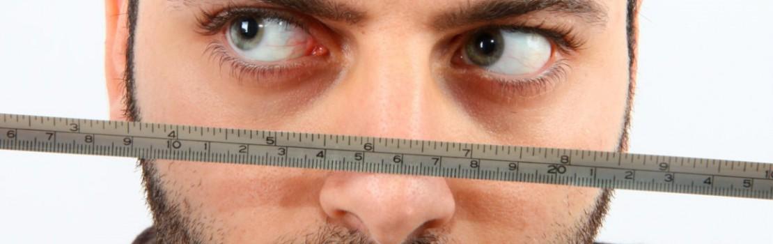 măsurarea dimensiunilor penisului