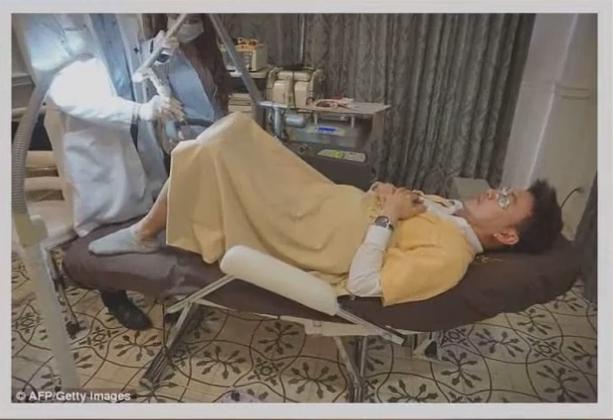 masaj penis Thailanda