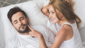erecție feminină și masculină