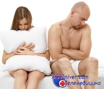 motivele pentru care soțul nu are erecție