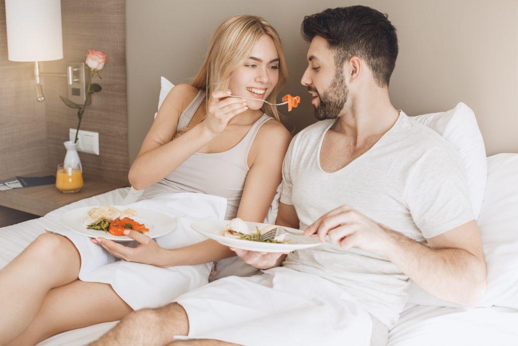 Dieta pentru a amplifica performanta sexuala