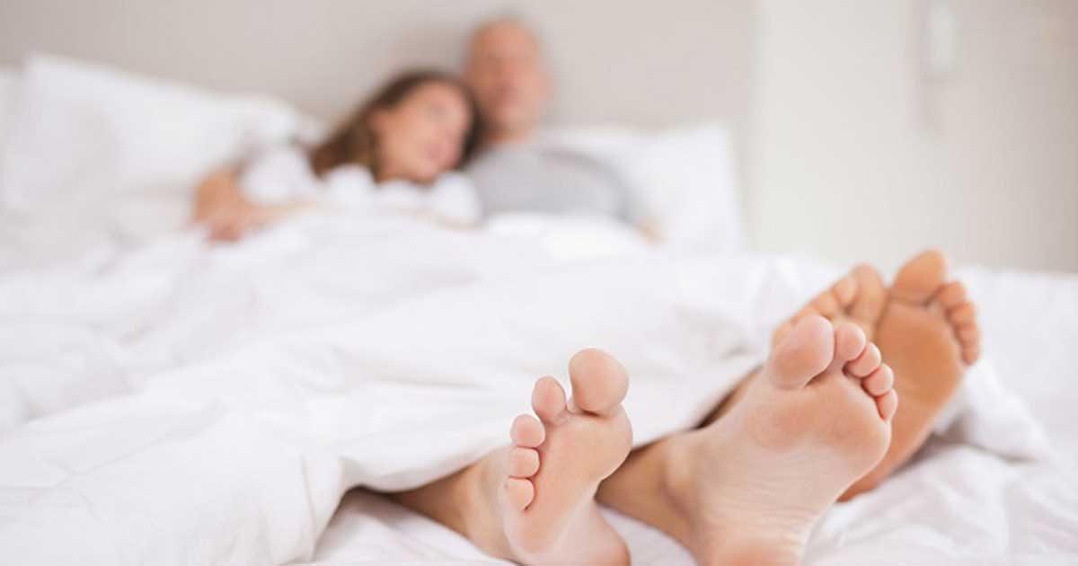 lipsa erecției în picioare