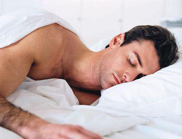 fără erecție matinală după