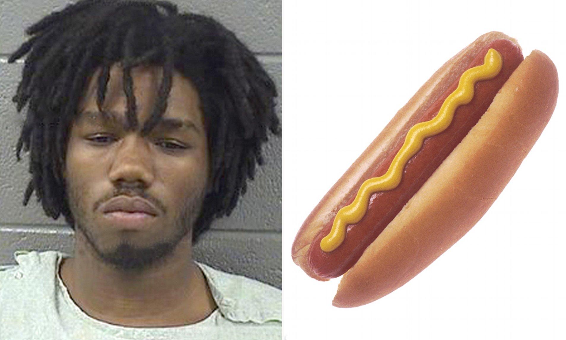 hot dog penis)