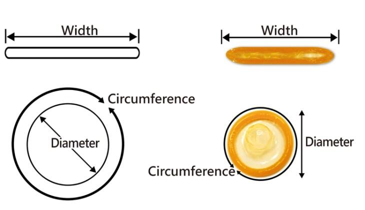 lungimea și circumferința penisului sunt normale