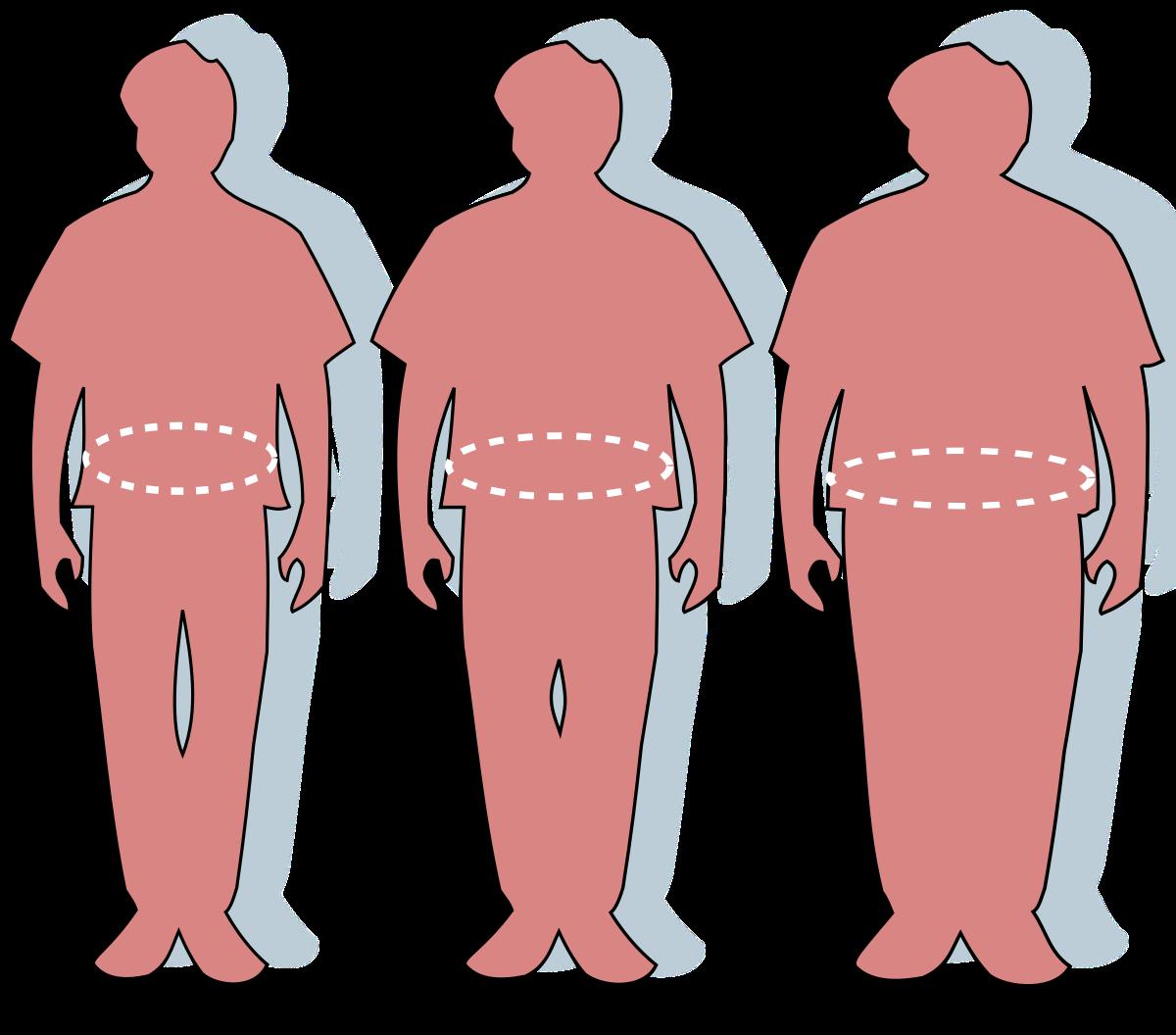 de ce supraponderalitatea are un penis mai mic)