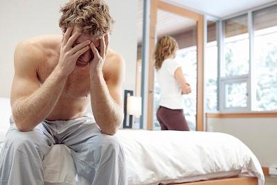 erecția se poate slăbi din cauza prostatitei)