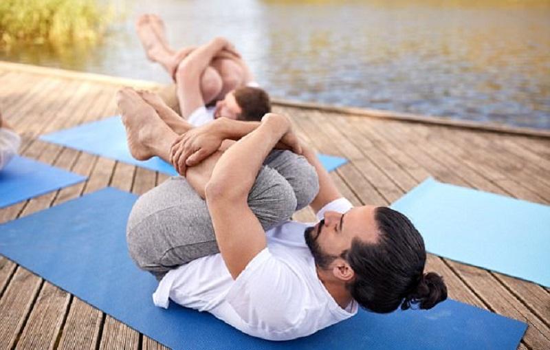erecție de exerciții yoga)