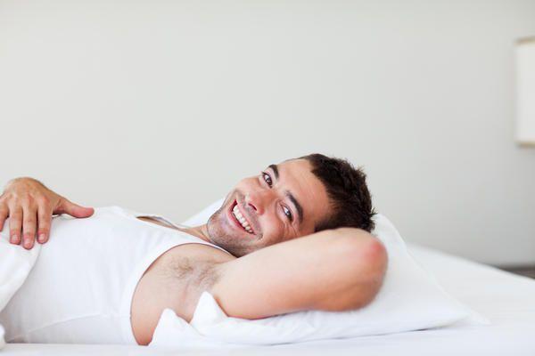 erecție involuntară nocturnă