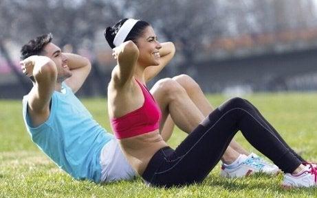 exercițiu fizic pentru o erecție